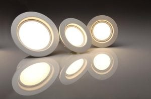 Image of LED bulbs