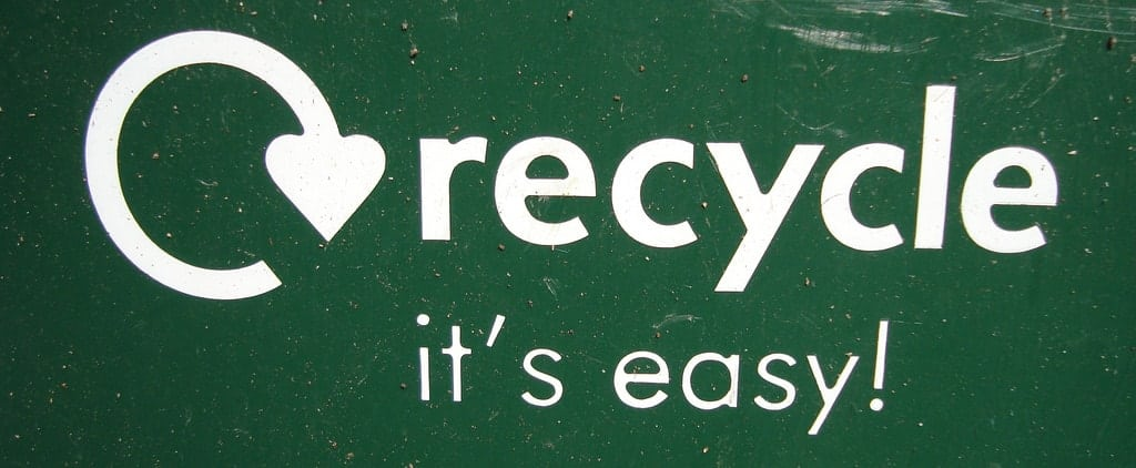 Are You Recycling Enough?