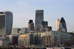 image of canary wharf offices