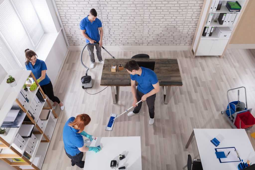 The Difference Between Daily Cleaning vs. Deep Cleaning