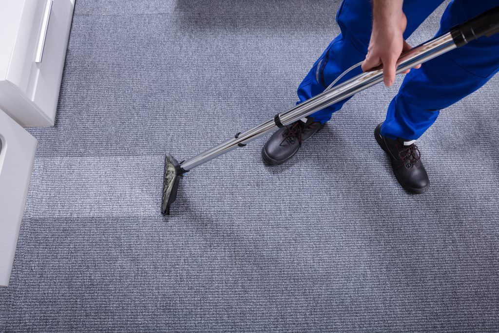 Tips for Office Carpet Cleaning