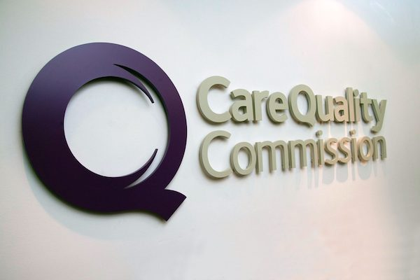 What is the Care Quality Commission (CQC)?