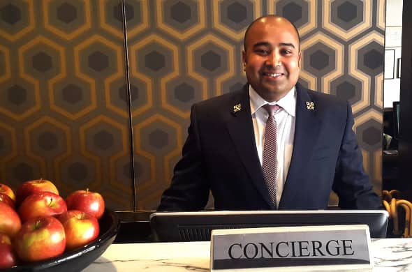 What are the Duties of a Concierge?