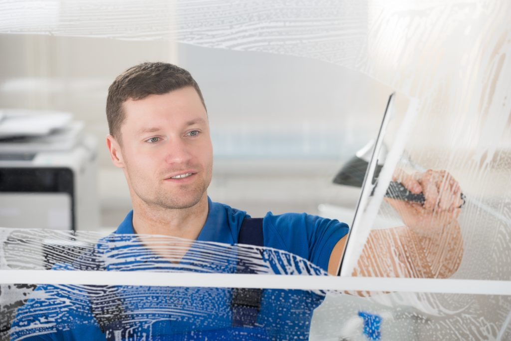 The Best Way To Clean Office Windows