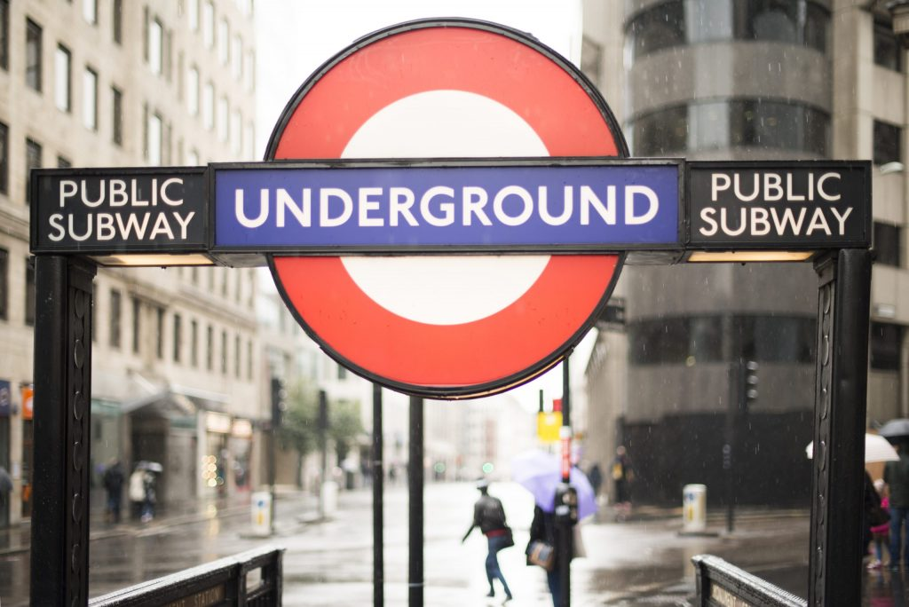 How Dirty is the London Underground?