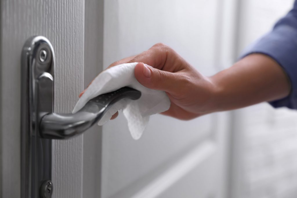 4 Practical Habits to Keep Door Handles and High-Touch Surfaces Safe