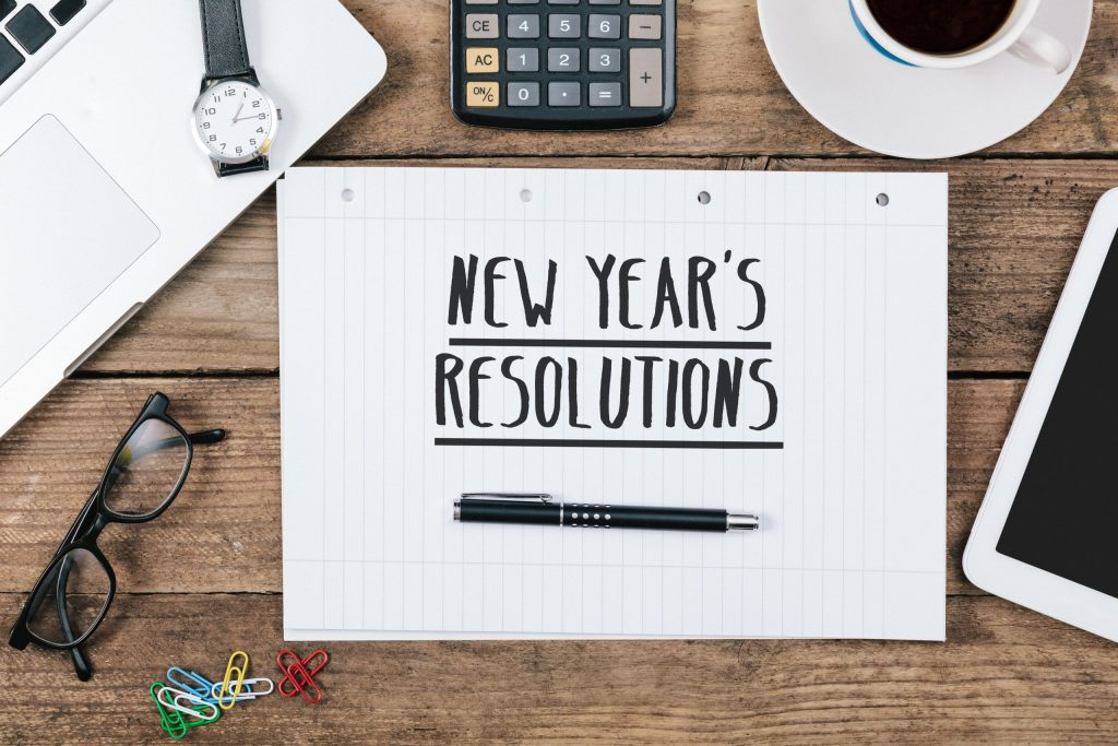 5 Ways to Make Your Cleaning New Year Resolutions Stick