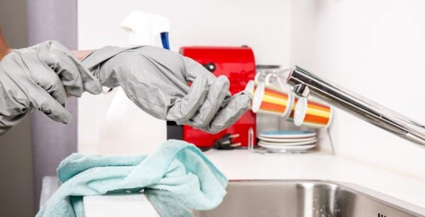 cleaning gloves dishes, Cleaning and Maintenance