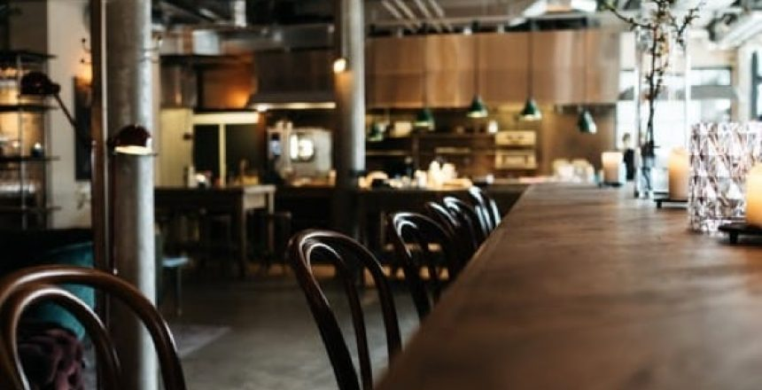 communal table chairs